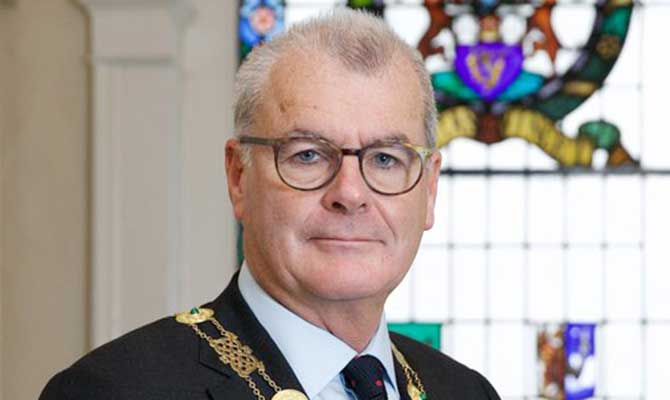 Patrick Dorgan