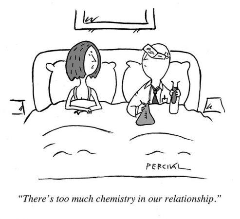 Percival - Chemistry