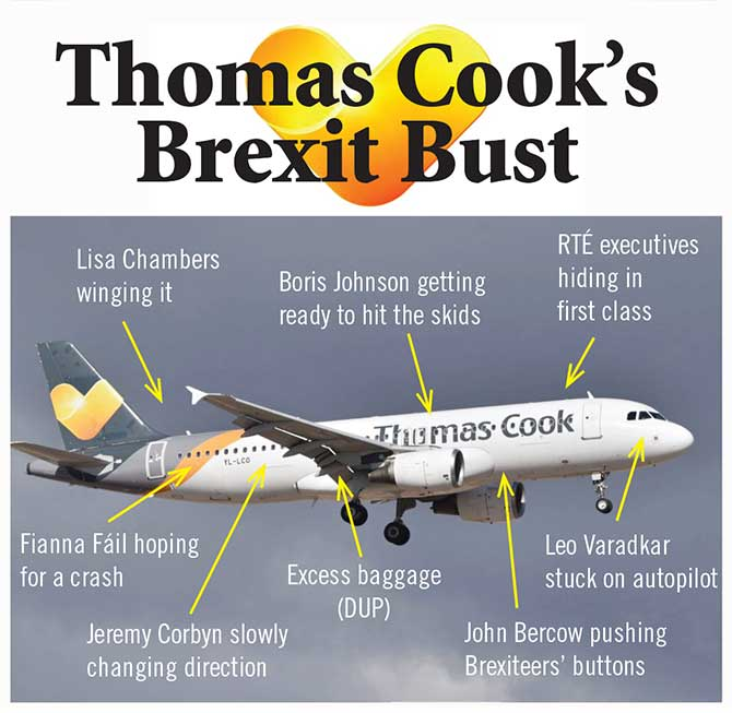 Thomas Cook Brexit