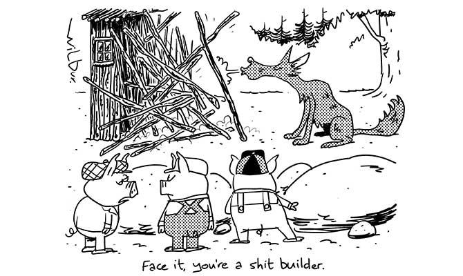 Wilbur - Shit builder