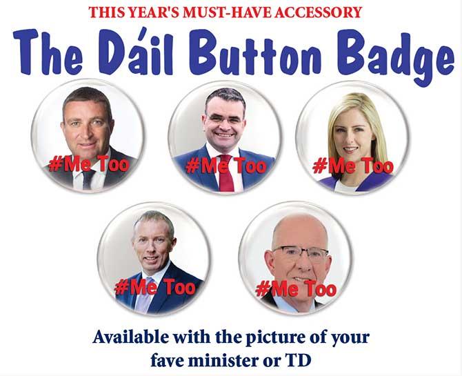 dail badges