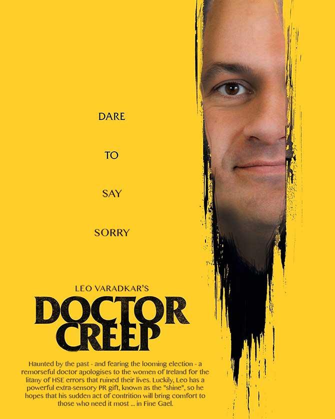 doctor sleep-poster