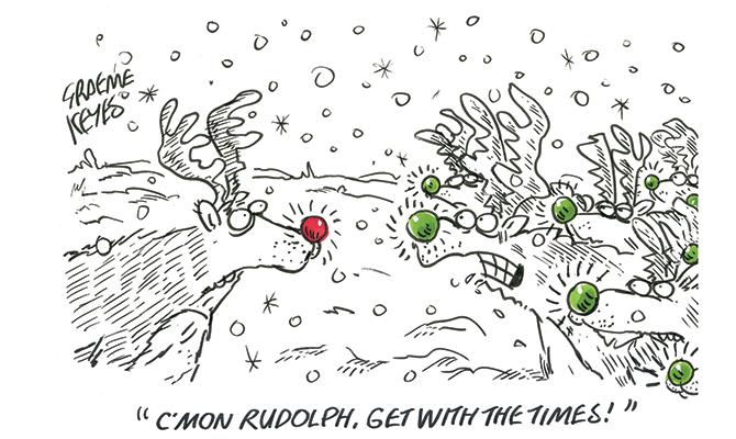 Keyes - Green Rudolph