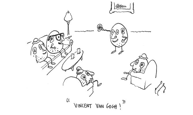 Scott-Masear - Vincent van Gogh