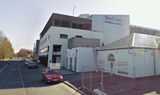 Skycourt shopping Centre
