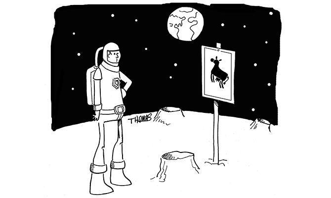 Thomas - Moon Crossing