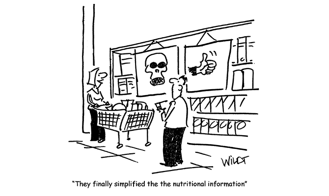 Wildt - Nutritional Information