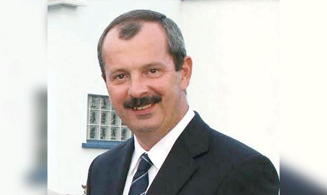 Nicholas O'Connor