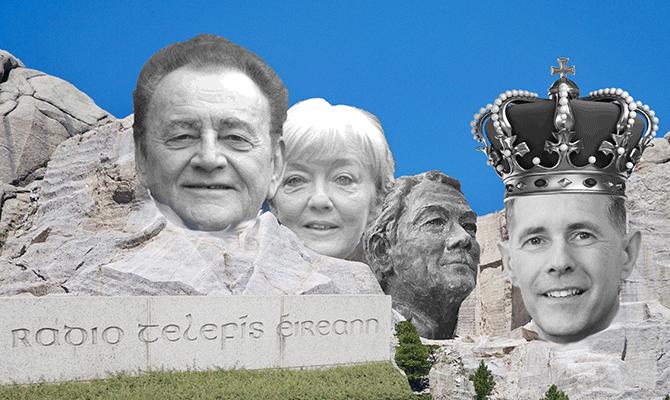 Bannon Rushmore