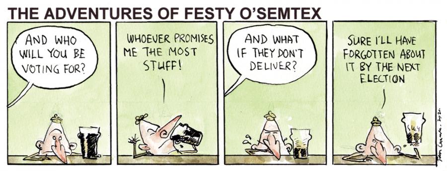 Festy 3802 - Election