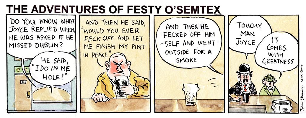 Festy - James Joyce