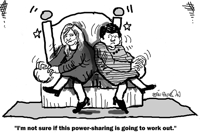 Lennon - Power sharing