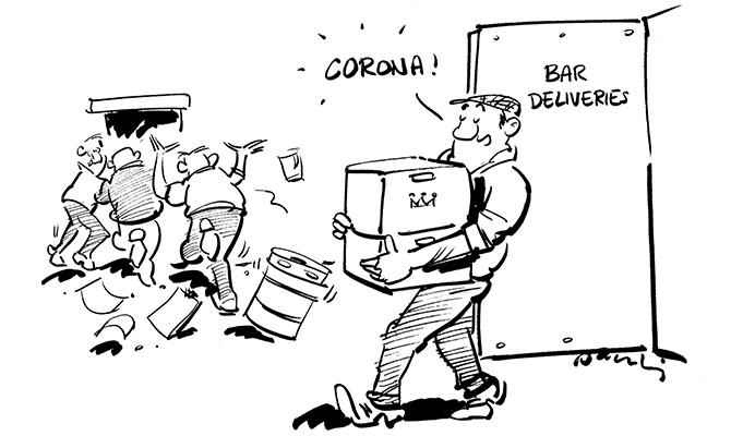 Dowing - Corona