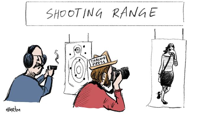 Harry Burton - Shooting Range