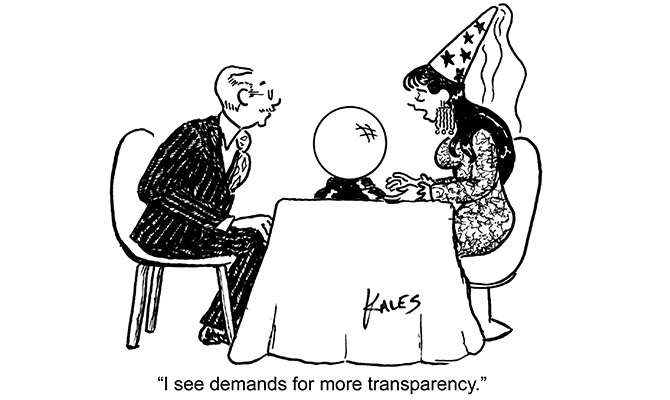 Kales - Transparency