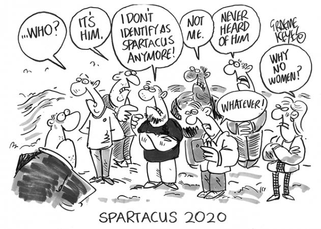 Keyes - Sparticus