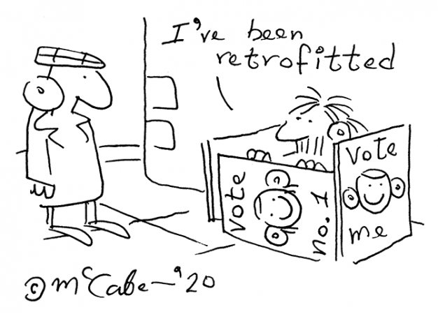 McCabe - Retrofitted