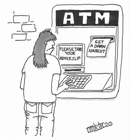 Niall Murphy - ATM