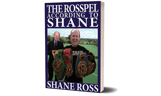 MY BRILLIANT CAREER – SHANE ROSS
