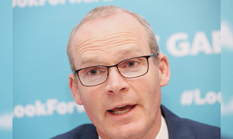 Simon Coveney Cerrejon