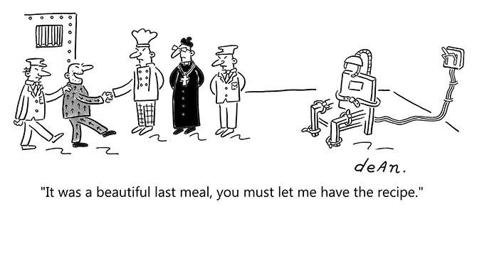 deAn - Last meal