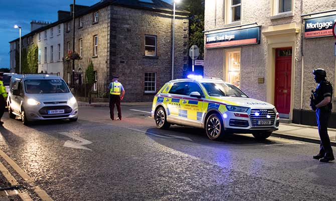 Armed Garda Unit