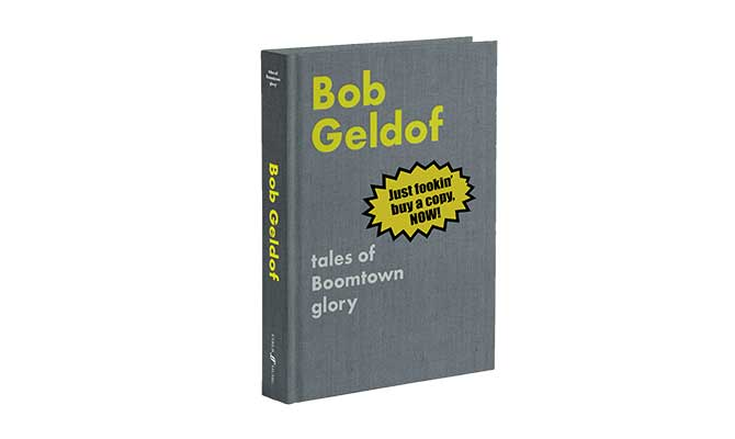 Geldof Book
