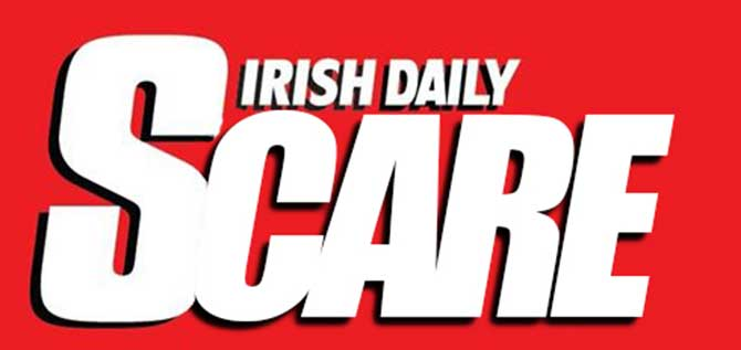Irish Daily Scare