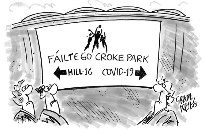 Keyes - Croke park