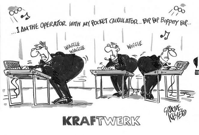 Keyes - Kraftwerk