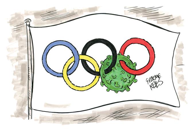 Keyes - Olympics