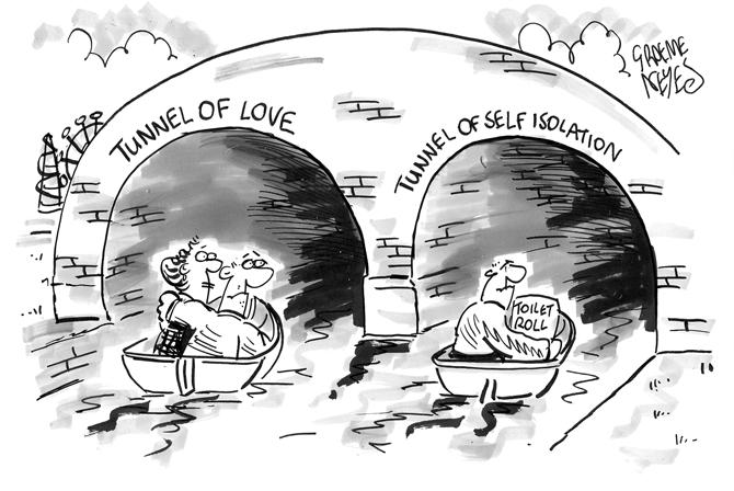 Keyes - Tunnel of Isolation