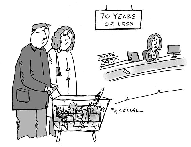 Percival - 70 years