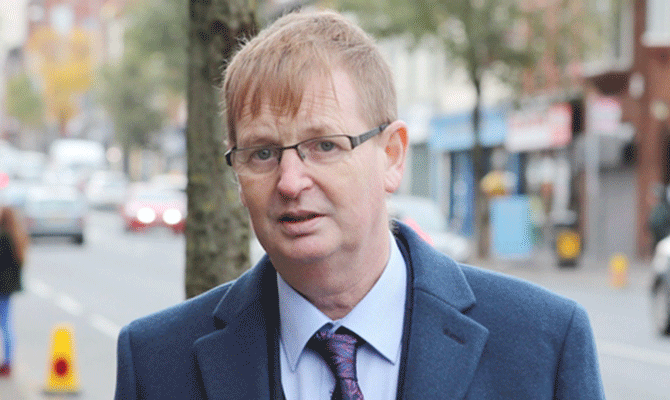 Willie Frazer