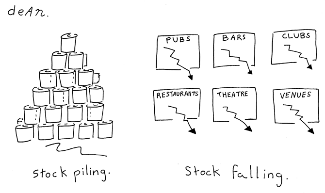 deAn - stock piling