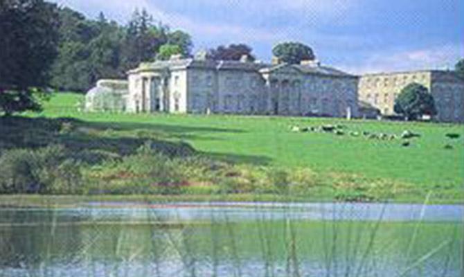 Ballyfin House