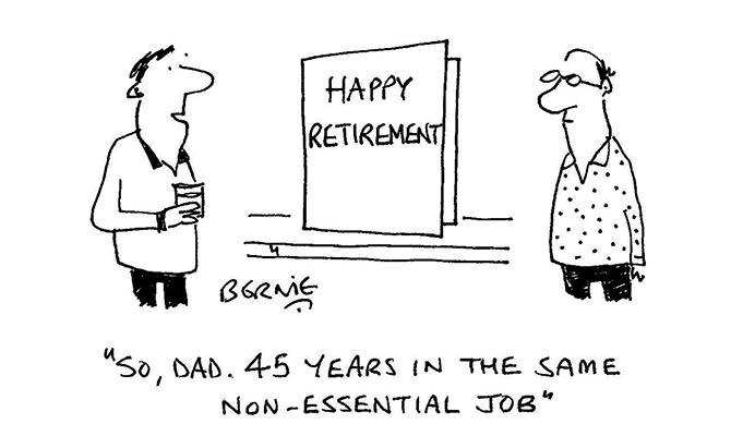 Bernie - Non-essential