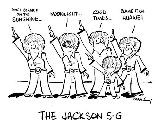 Dowling - Jackson 5G