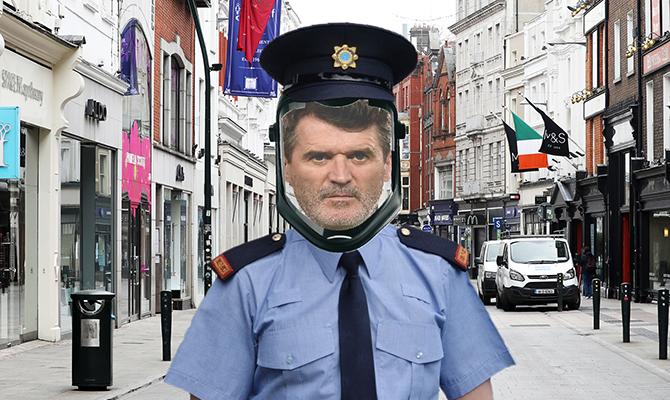 Garda Face Mask