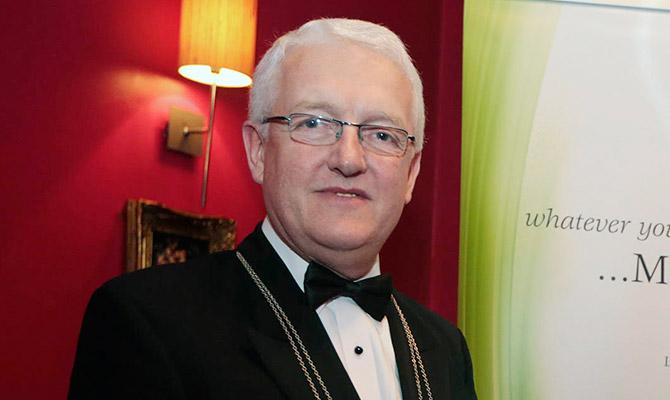 John V Farrelly