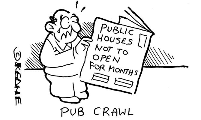 Keane - Pub crawl