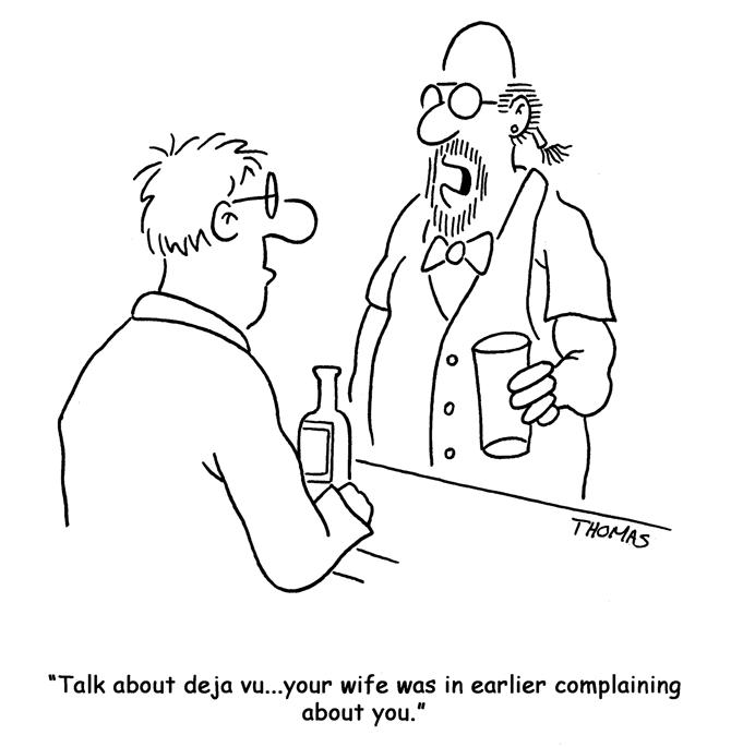 Thomas - Complaining
