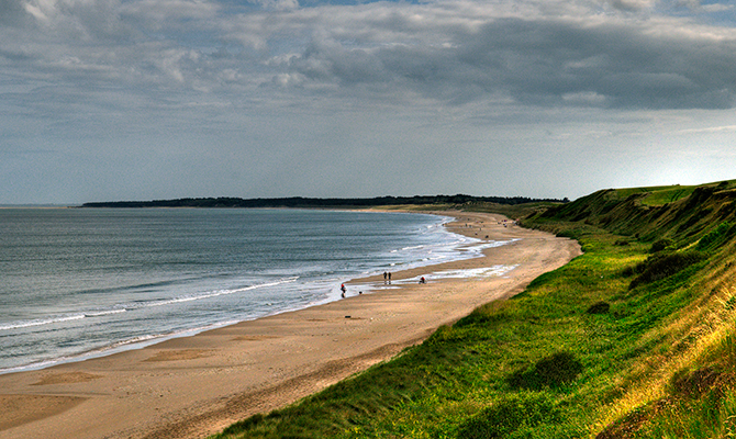 Ballinesker Beach, Co, Wexford