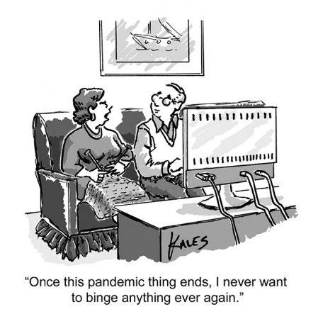 Kales - Pandemic ends