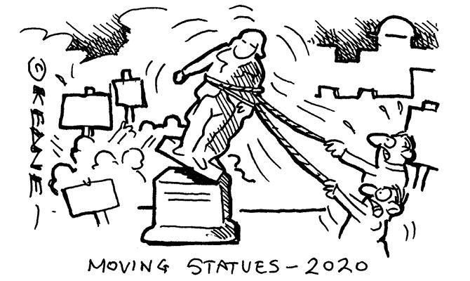 Keane - Moving statues
