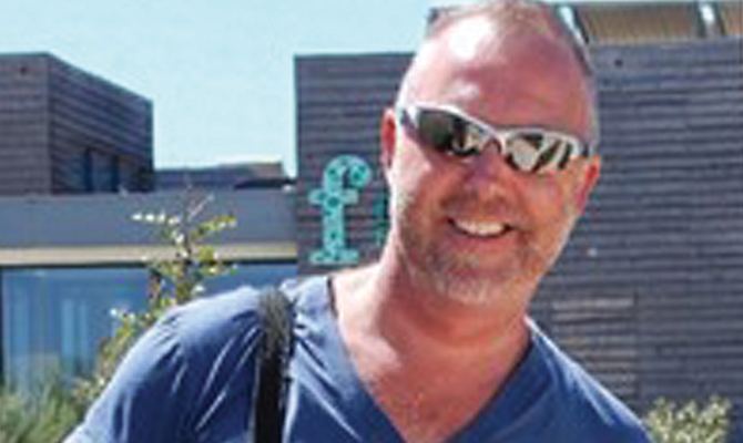 Paul Blanchfield