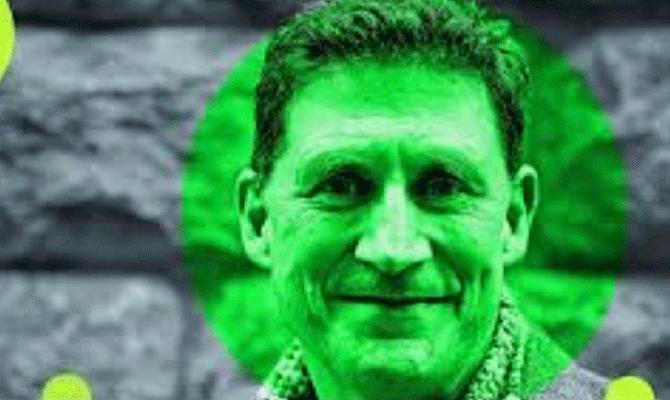 Green Eamon Ryan