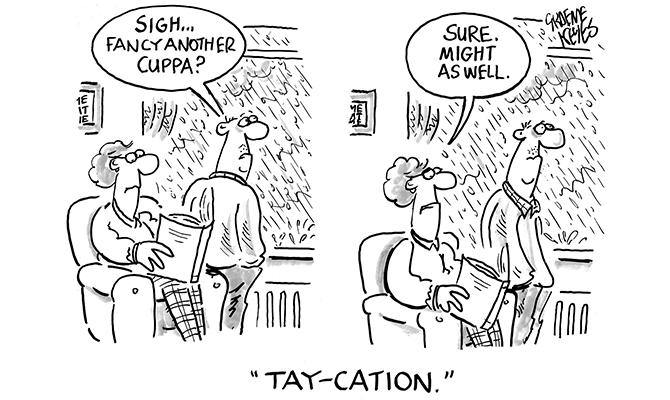 Keyes - Tay-cation