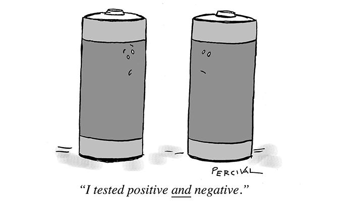 Percival - Batteries