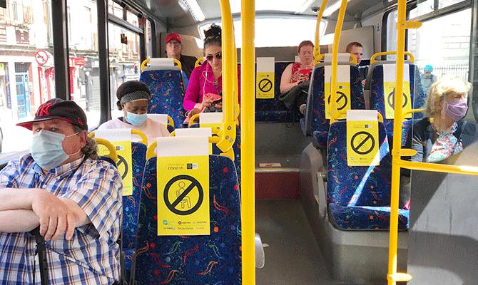 Public Transport Masks